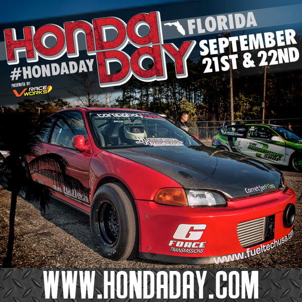 Honda Day Florida