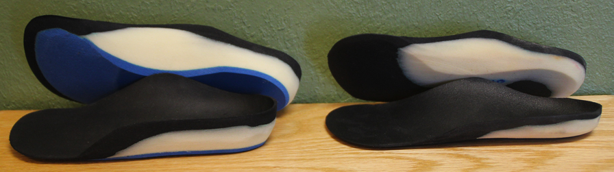 STEPS therapists mold and fit for  PRI Orthotics