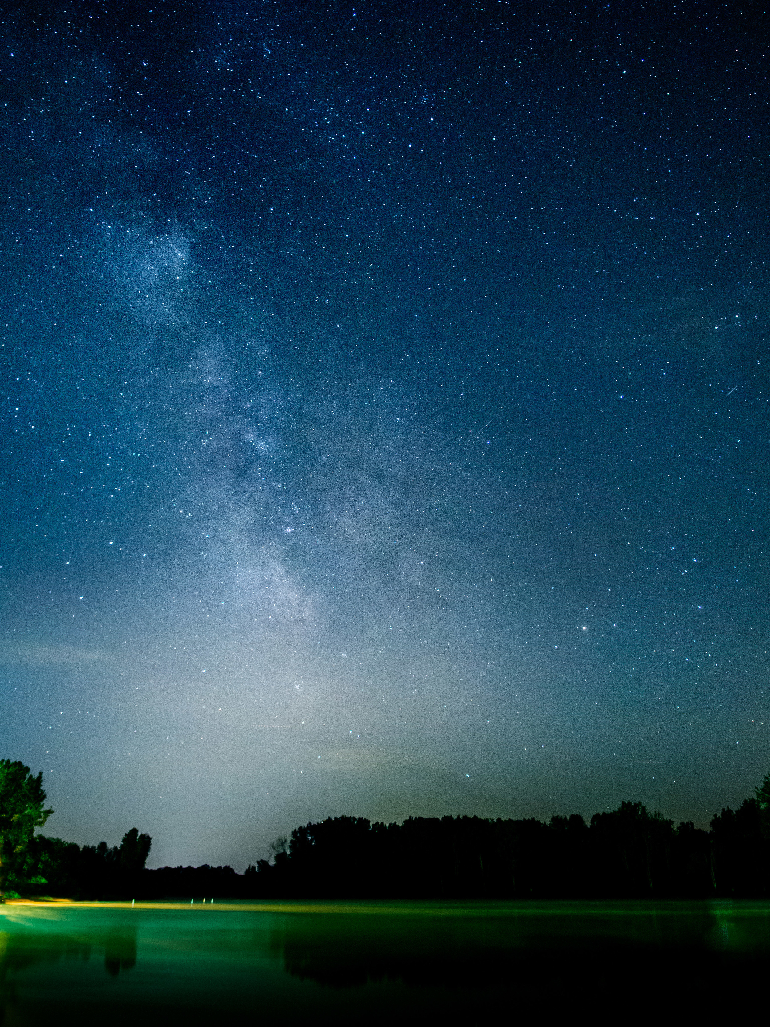 The vastness of the universe.
