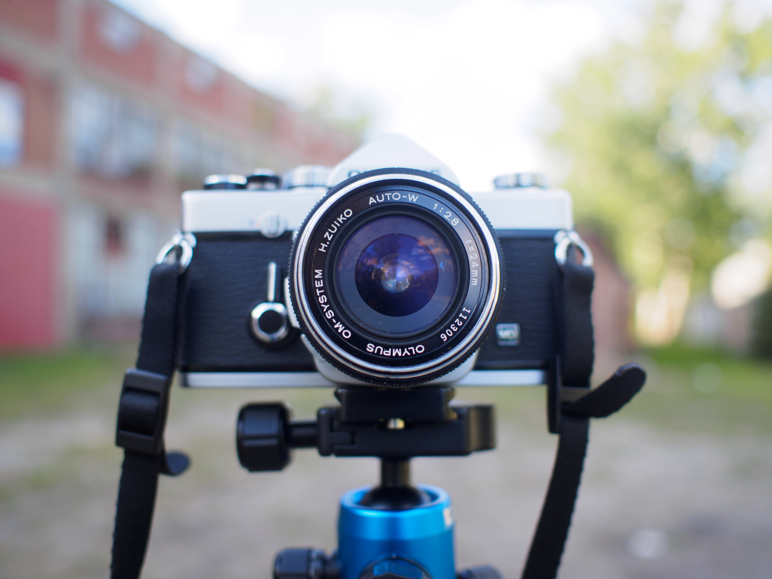 Taken with the mZuiko 17mm f/1.8 at f/2 to match the aperture of the 12mm.