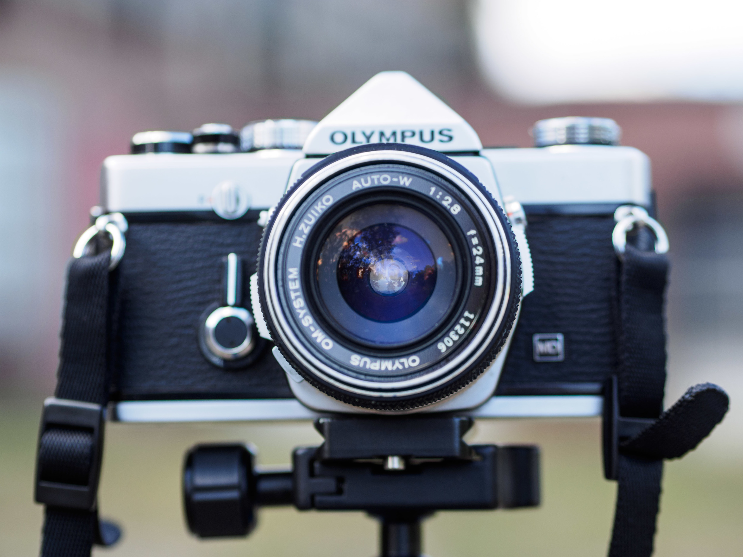 A compact portrait lens that every µ4/3 should own.