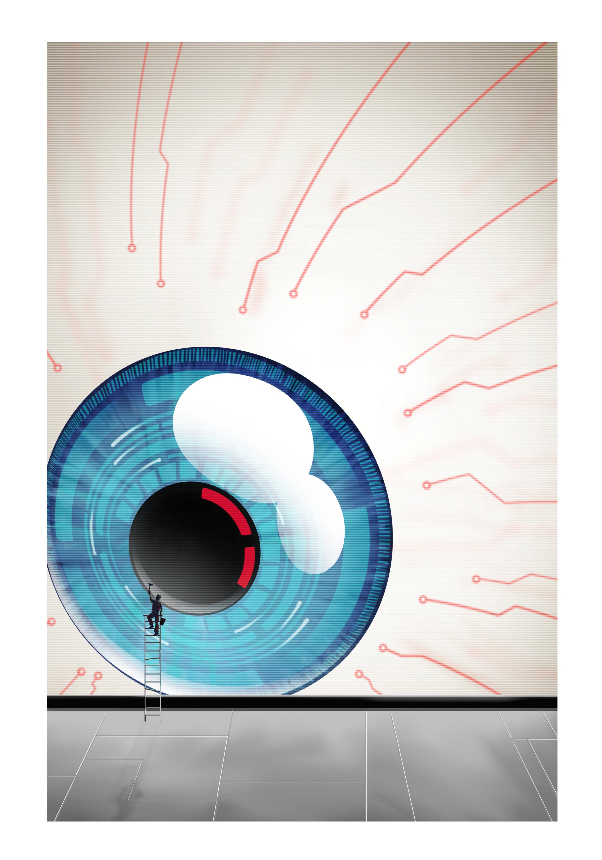 Paranoia Cover #6