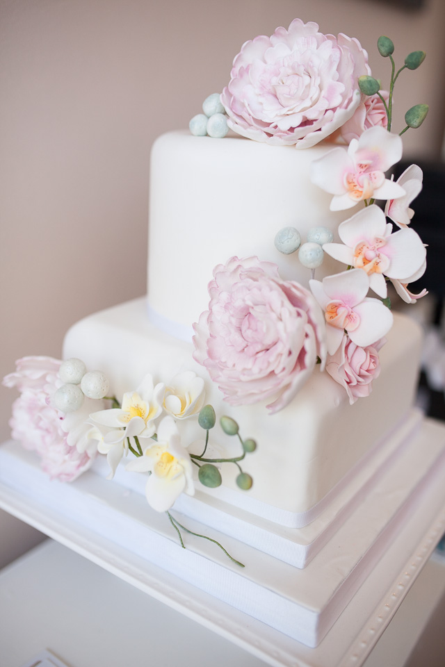 Wedding Cake by Bella's Cakes Hoylake