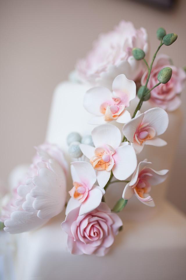 Wedding Cake by Bella's Cakes Hoylake 2