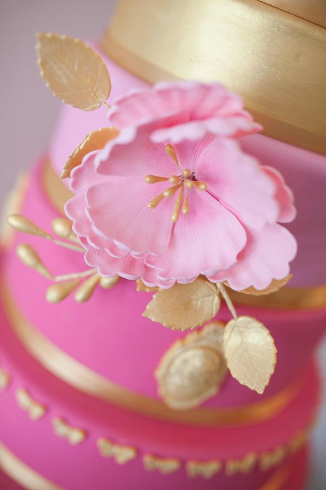 Wedding Cake by Bella's Cakes Hoylake 3