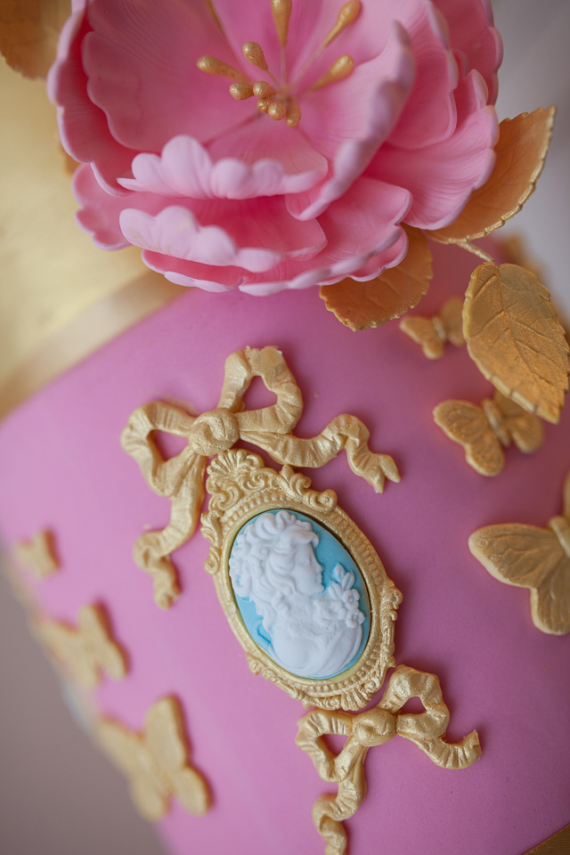 Wedding Cake by Bella's Cakes Hoylake 4