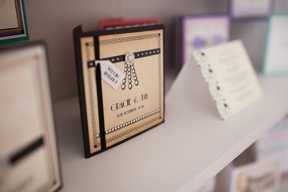 Pink Sherbet Wedding Stationery Invitations