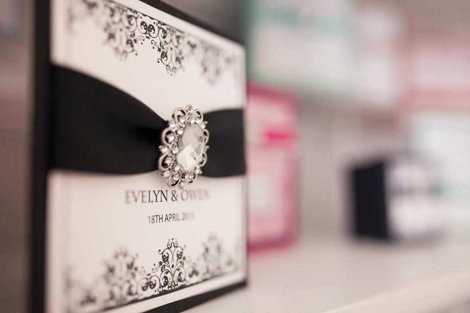 Pink Sherbet Wedding Stationery Invitations 2