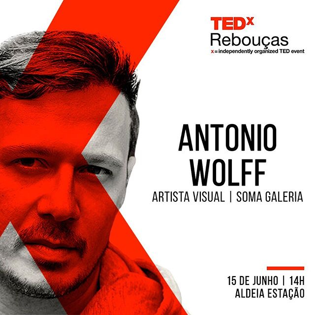 E amanhã (sábado dia 15) tem #TEDx Rebouças em curitiba na Aldeia Estação :) Muito feliz em participar deste evento ao lado de pessoas incríveis 😌 Infos  na bio da @aldeia.cc 🎯 (obrigado a toda equipe  @ricardodoria ) evento também será transmitido pela @rpcparana :)