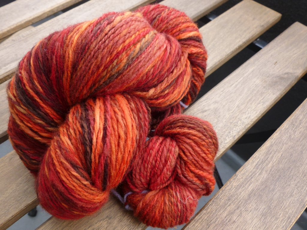 Plying can be magical, but it doesn't always turn out the way you expect. Here's how you can your un-ply your handspun to get the results you want. How To Un-Ply Yarn | withwool.com