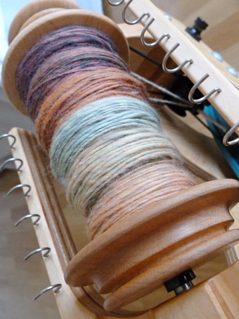 Spinning along with Tour de Fleece? Here are 5 tips to help get you started. | withwool.com