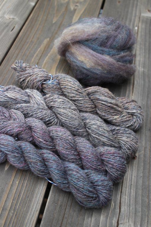 #The100DayProject got me spinning yarn again, and brought back my creative mojo!   withwool.com