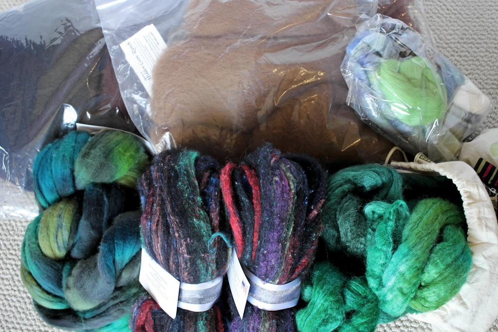 The start of Tour de Fleece 2017 has been a blast! Spun a good chunk of handspun yarn already and looking forward to making a lot more.   withwool.com