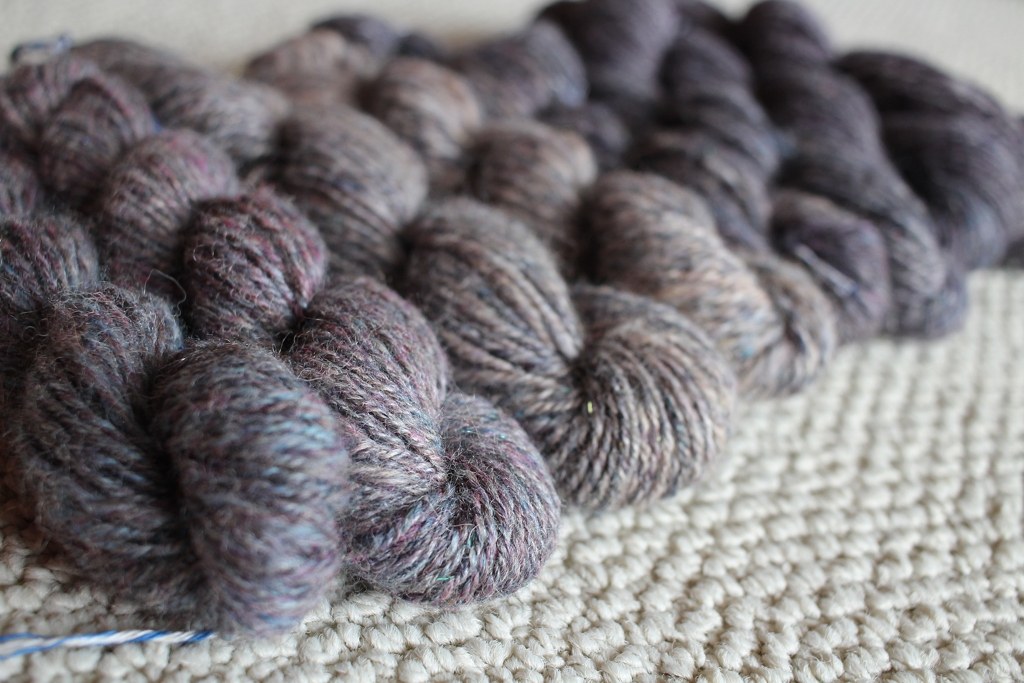 Reflecting on my first attempt at the #100DayProject. I made a lot of handspun yarn and learned a lot more about spinning.   withwool.com