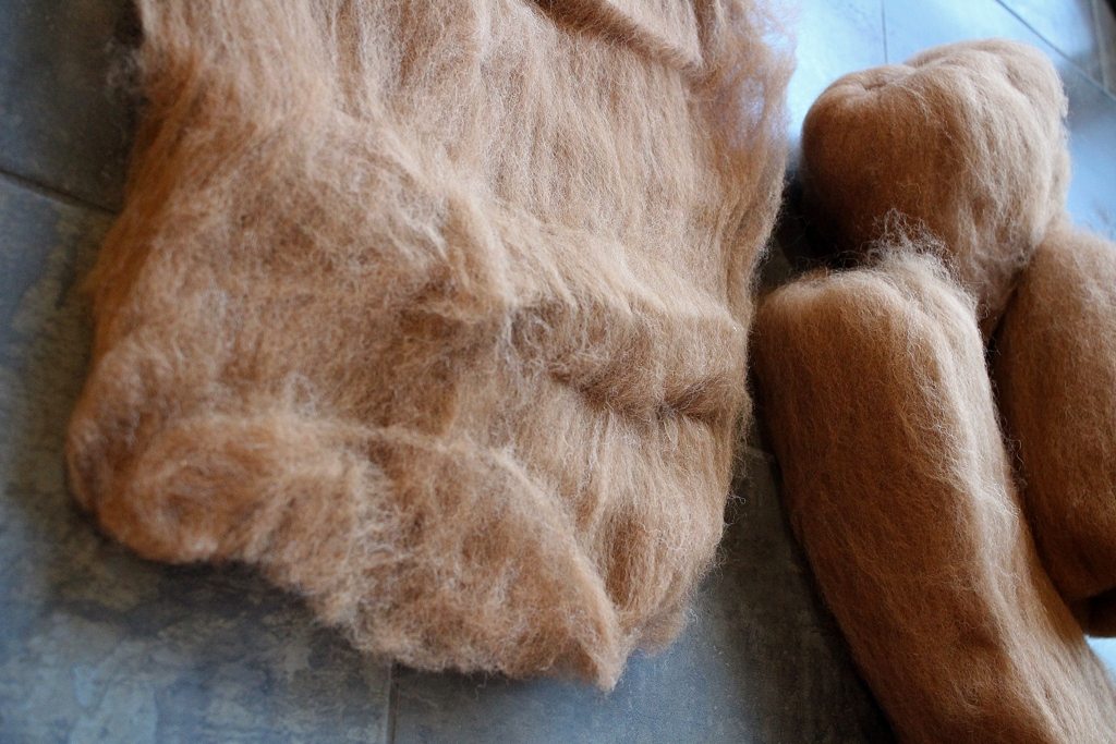 My challenge for Tour de Fleece 2017 was getting over the mental hurdle of spinning 10 year old alpaca fiber. Spoiler: It was easier than I thought it'd be. | withwool.com