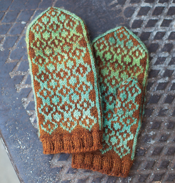 Hive Mind Mitts by Adrian Bizilla. Photograph by Ryann Ford.