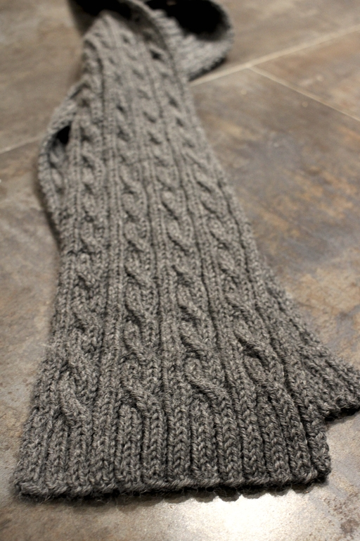 Scarves, hats, shawls, and socks - 2017 saw a lot of gift knitting. | withwool.com