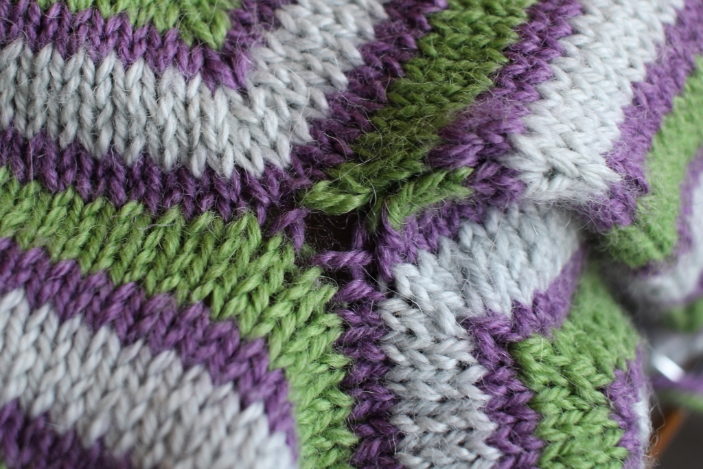 Feeling overwhelmed and stuck in your #knitting projects? Try working on them 20 minutes at a time. | withwool.com