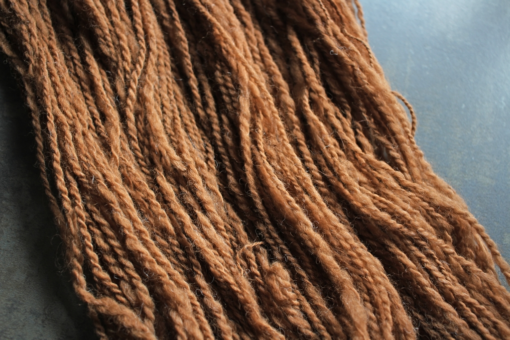 Took a few tries, but I have finally spun soft alpaca yarn. And it's everything I hoped it would be. | withwool.com