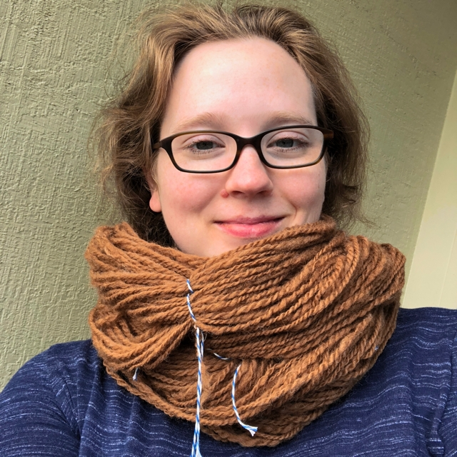 Took a few tries, but I have finally spun soft alpaca yarn. And it's everything I hoped it would be.   withwool.com