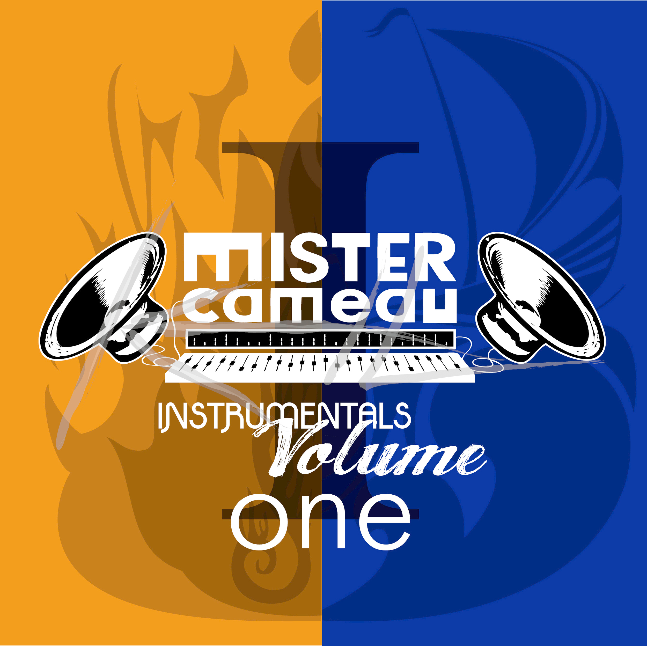 Mister Cameau: Instrumentals, Volume One (Cover)