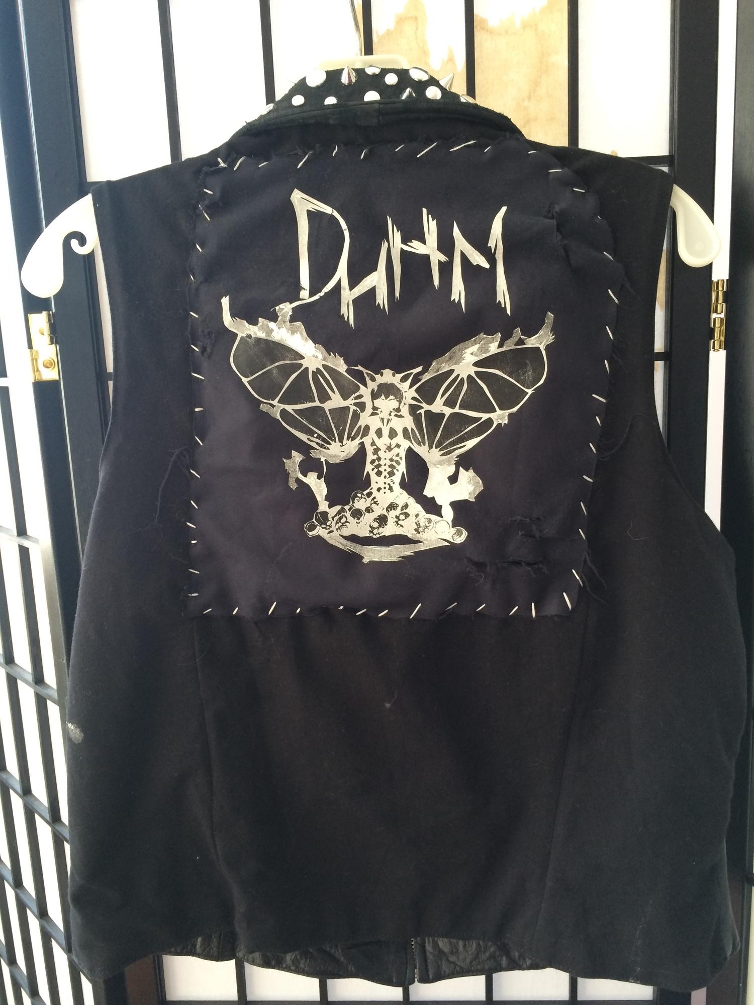 Death-Head Hawk Moth Band