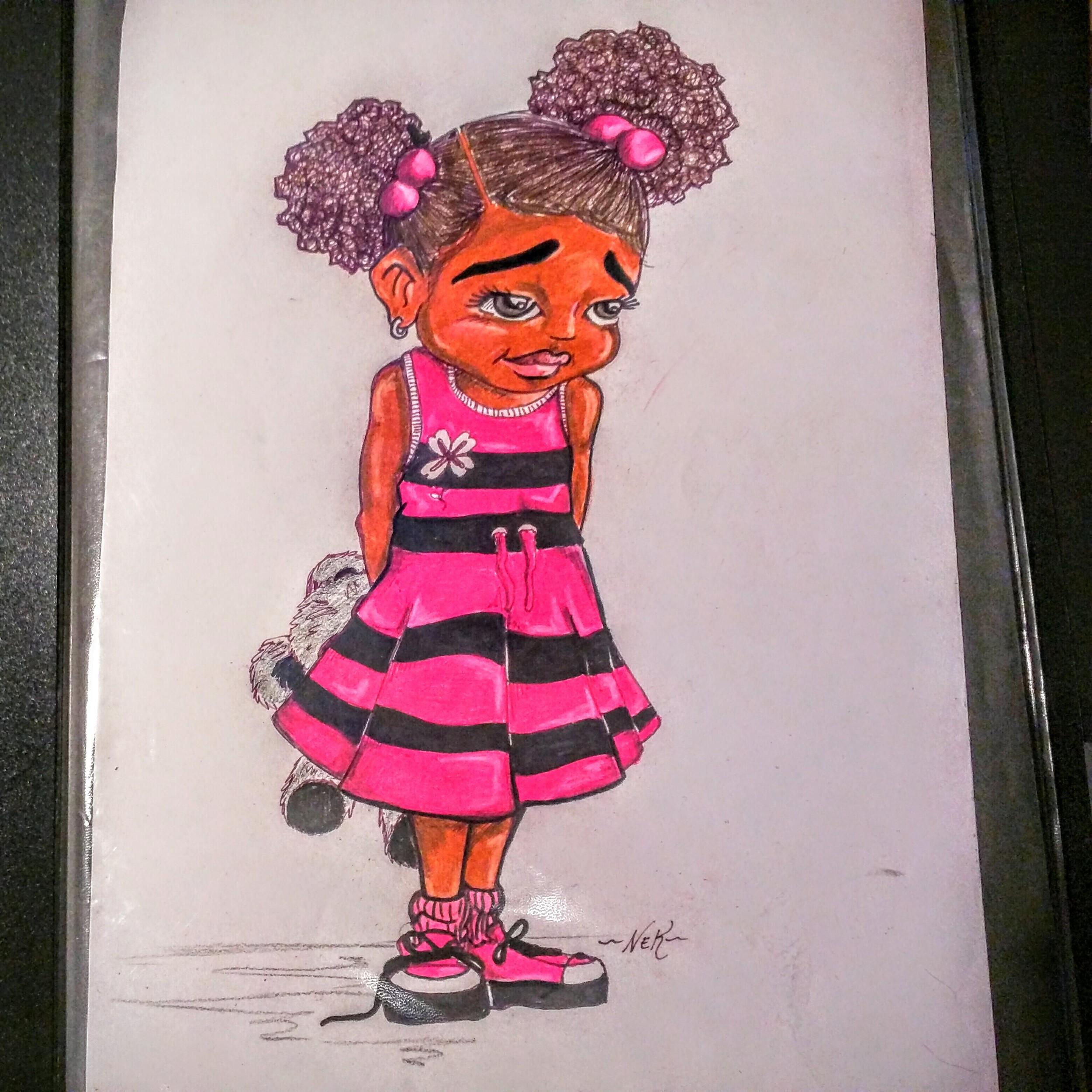 Art work Shanequa Thompson
