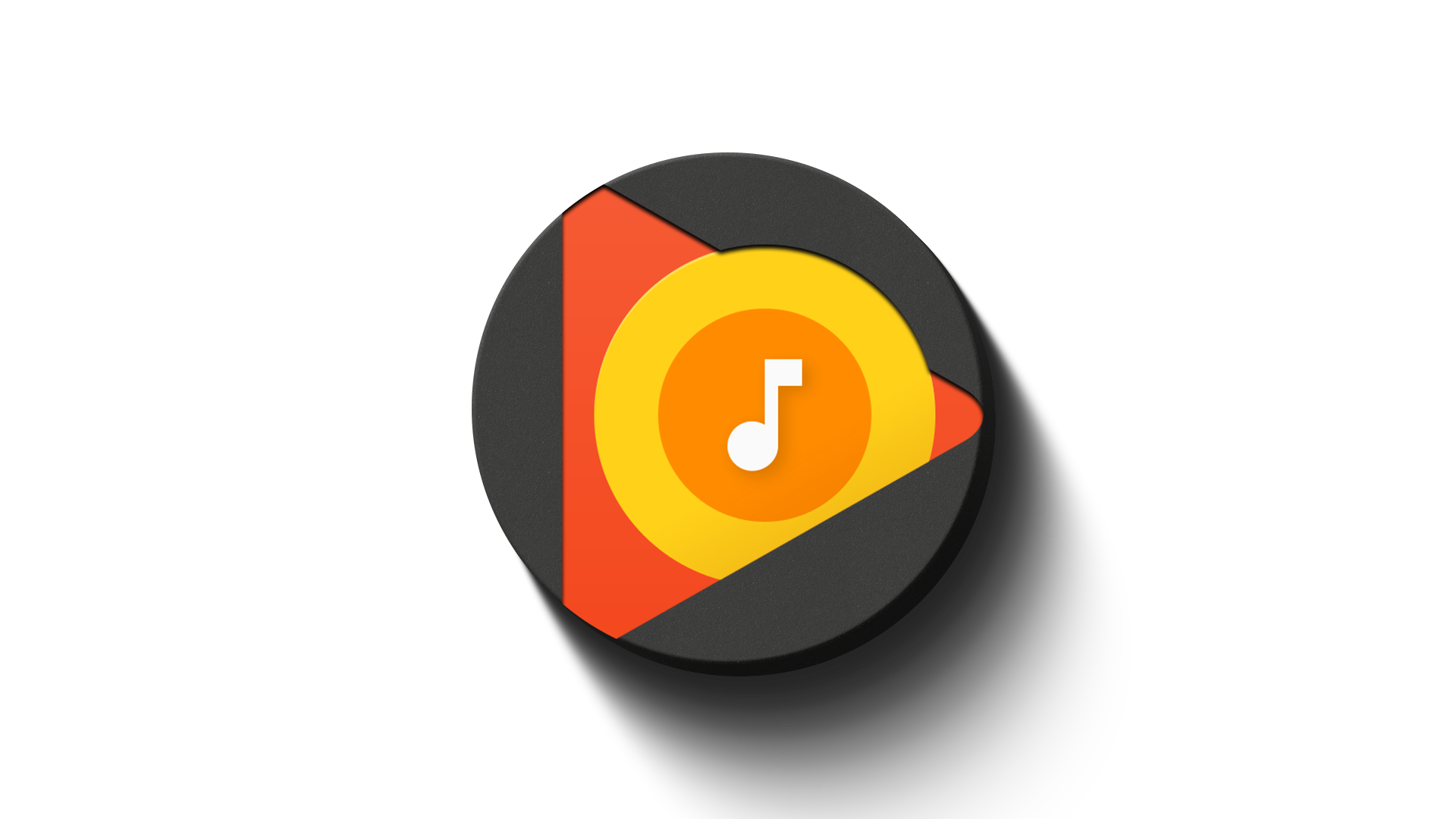 Google Music Play - Click to
