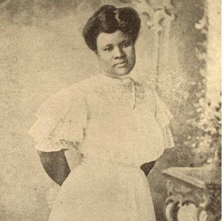 Madame C.J. Walker, Courtesy of the Library of Congress