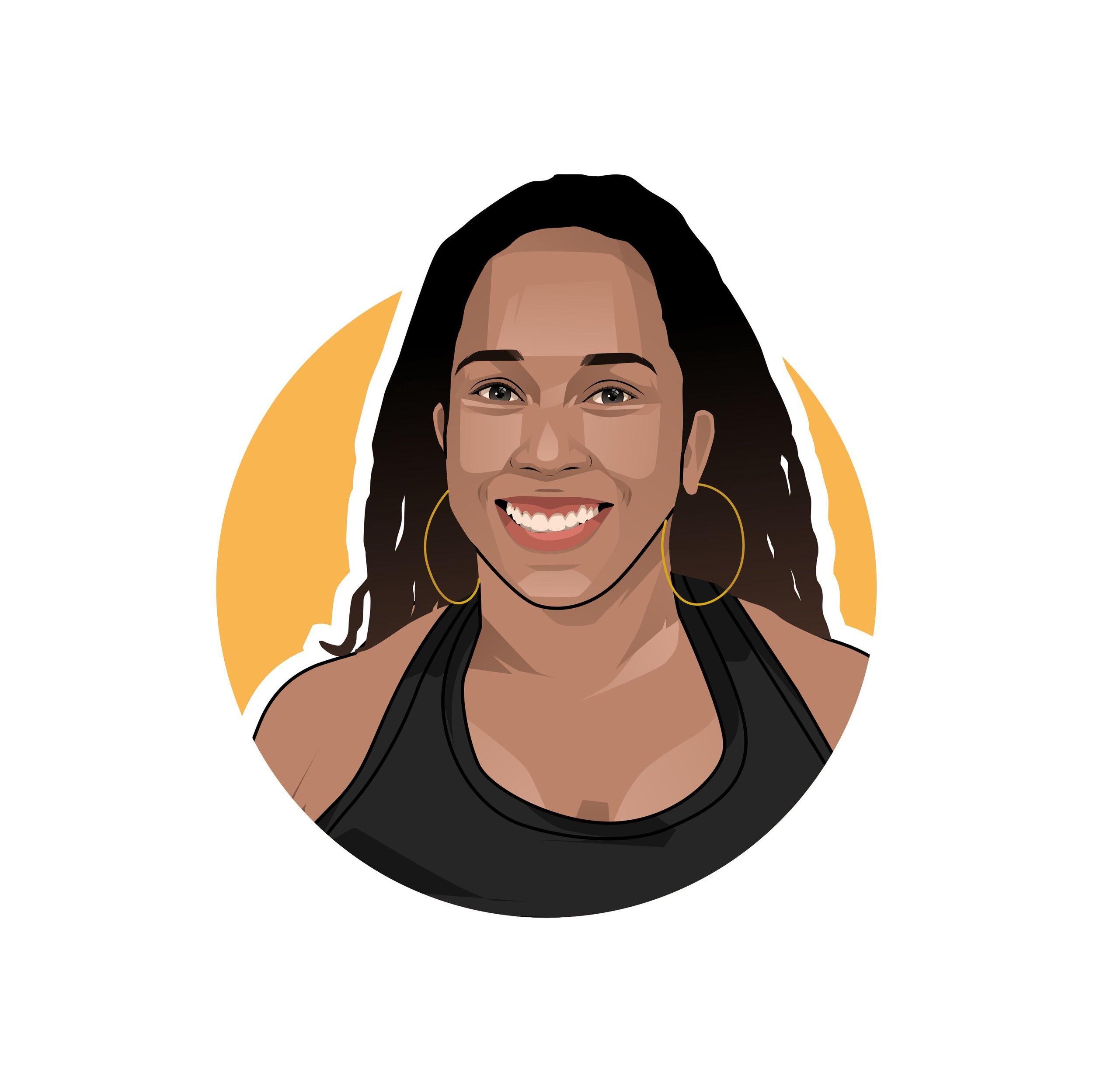 Lizzette Lewis - Co-Host