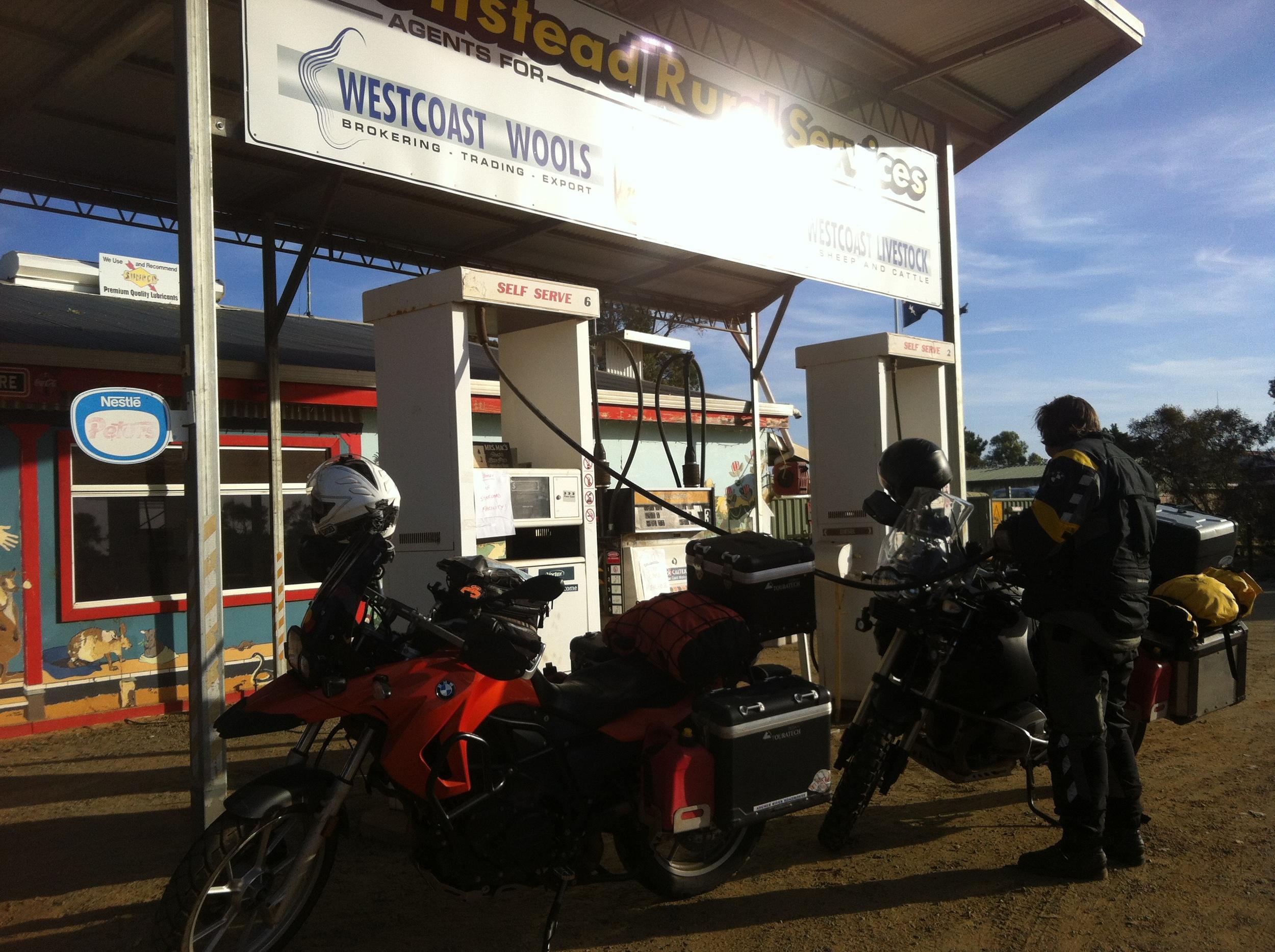Rural fill up