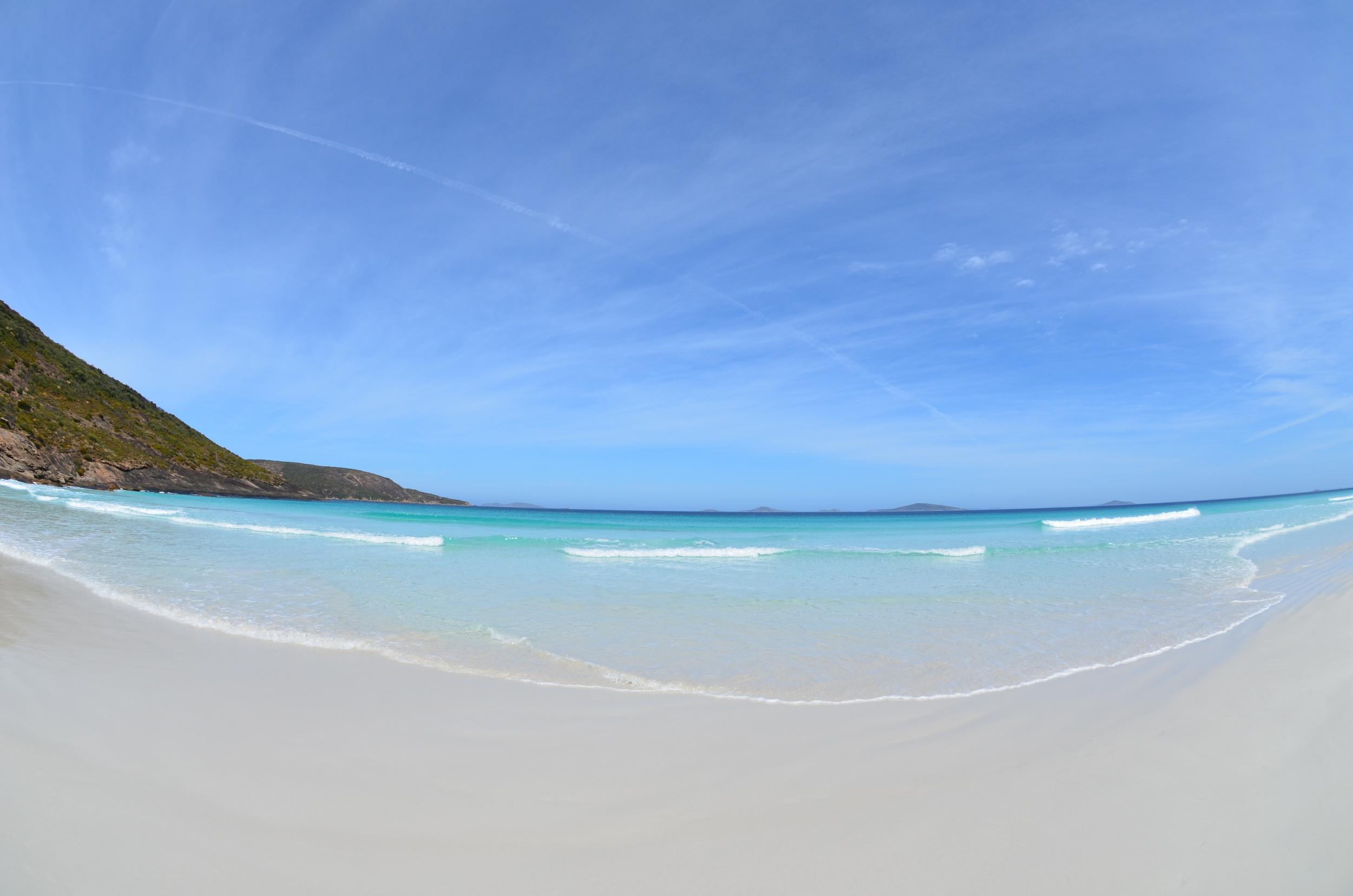 Cape Le Grand Beach...can you believe it?!