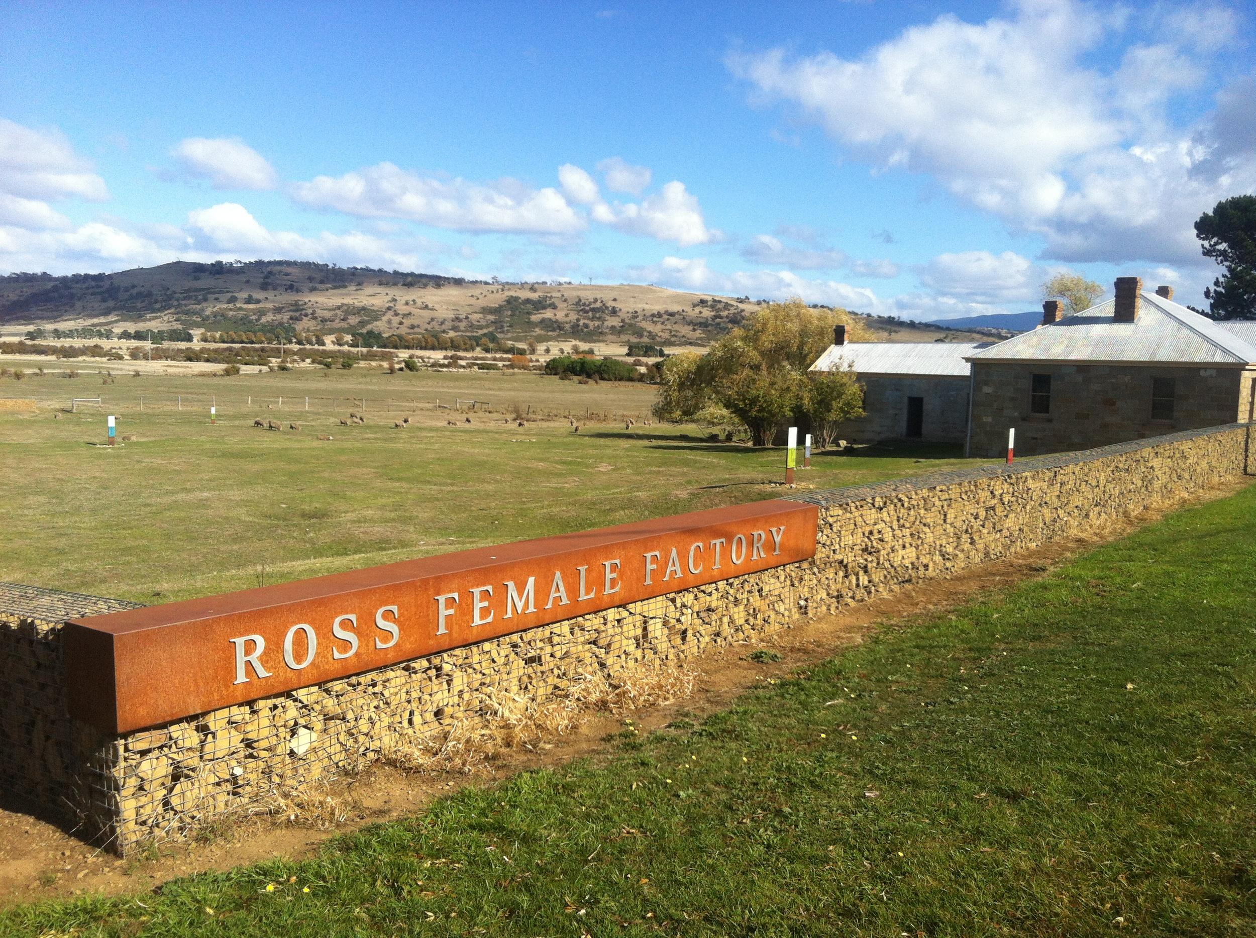 Ross Female Factory.