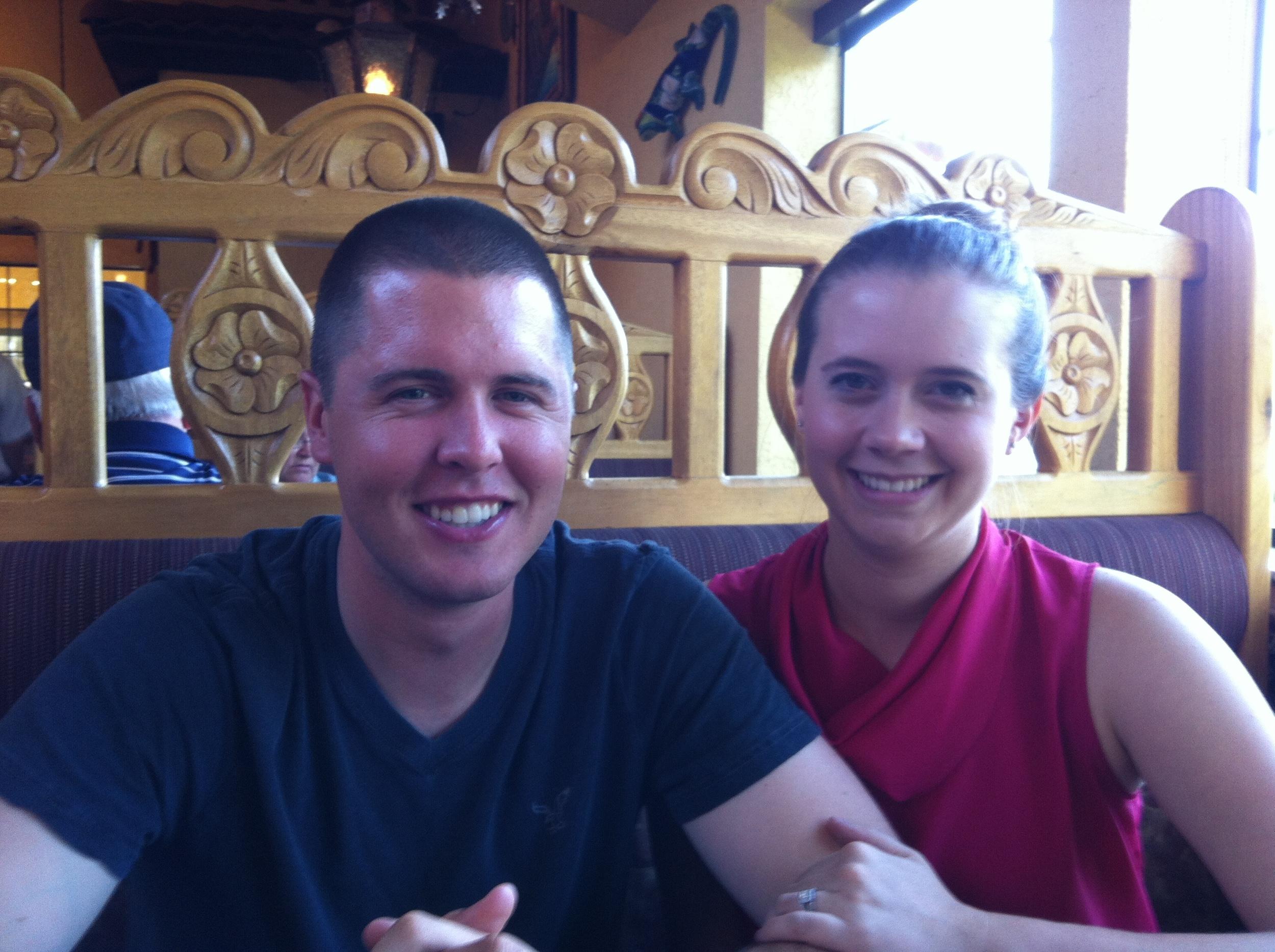 Paul & Karolyn
