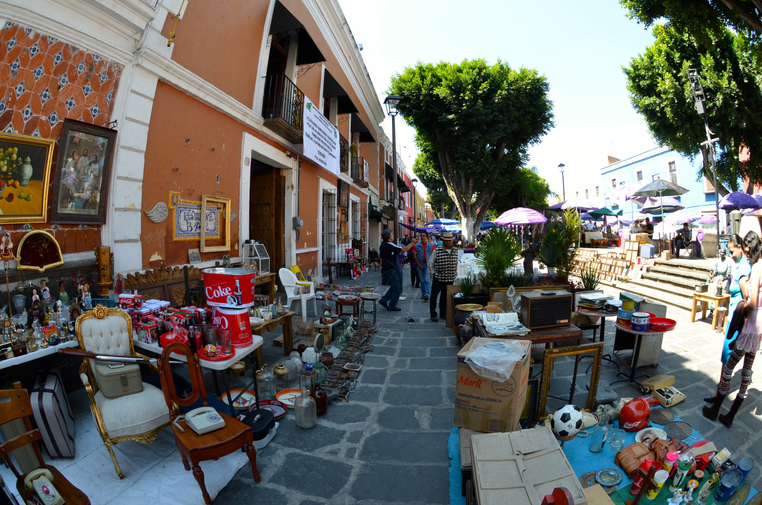 Awesome antique markets
