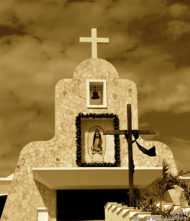 Virgen de Guadalupe church
