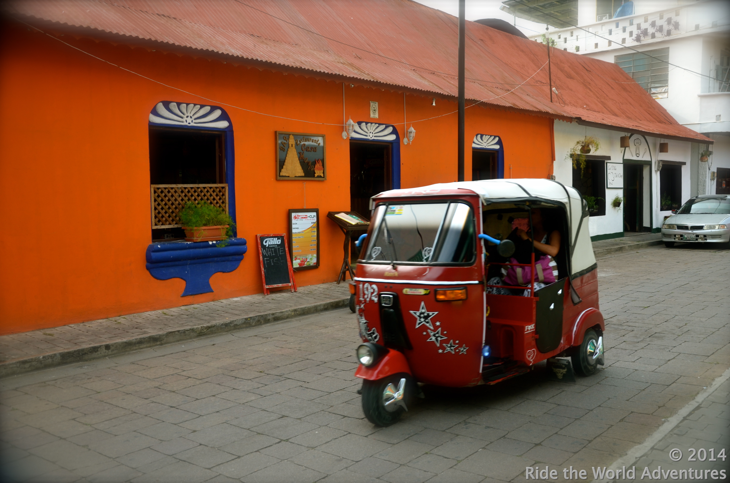 Tuk Tuk's with character!
