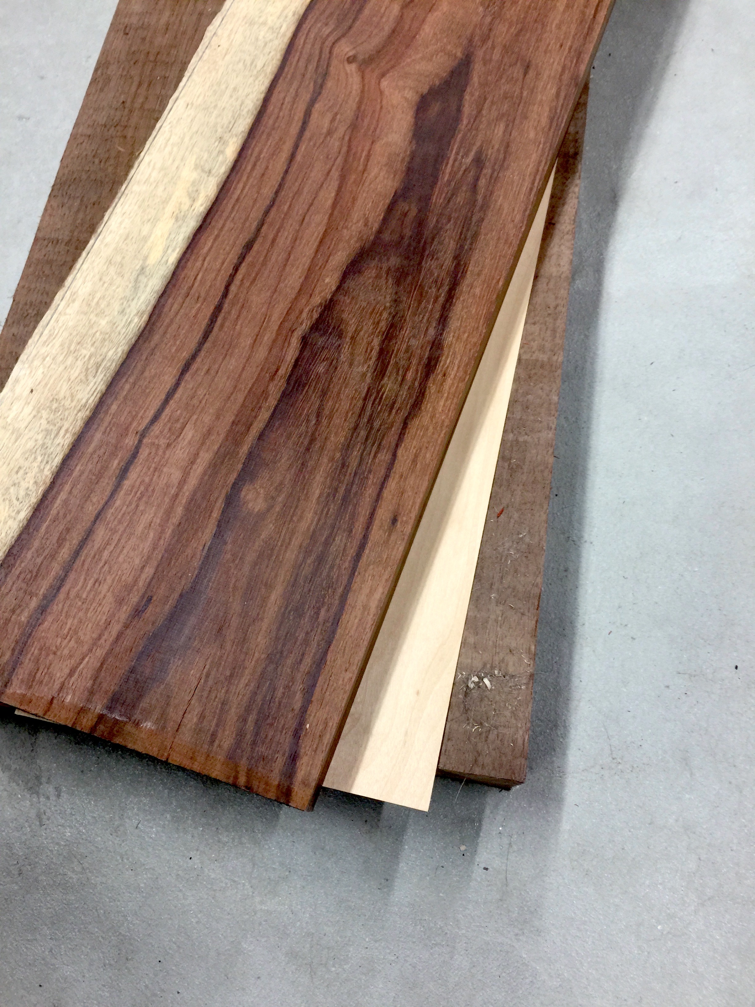 Grandillo over walnut with maple accent - Top and back.jpg