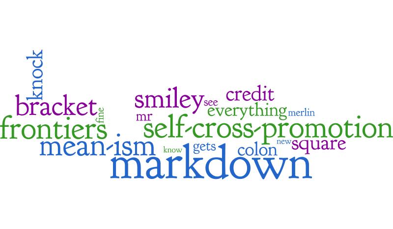 Hypercritical 33: Square Bracket Colon Smiley