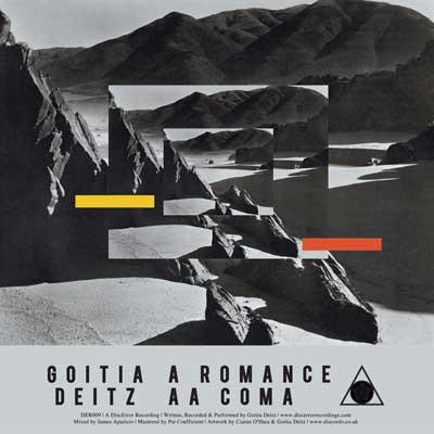 "[vinyl 7""] Goitia Deitz - Romance/Coma"