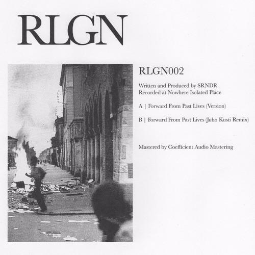 """[vinyl 12""""] SRNDR - Forward From Past Lives"""