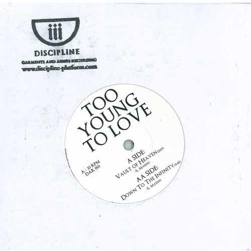 """[vinyl 7""""] Too Young To Love - Vault Of Heaven"""