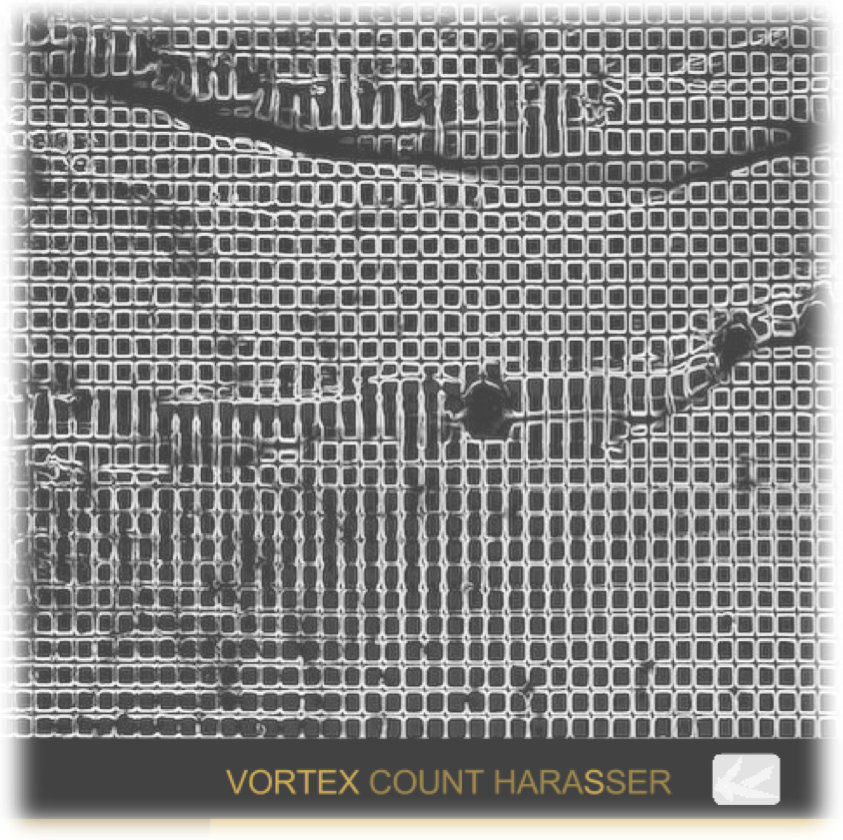 [digital album] Vortex Count - Harasser