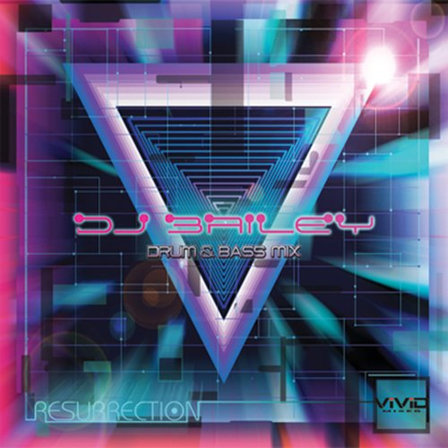 [CD album] DJ Bailey - Resurrection