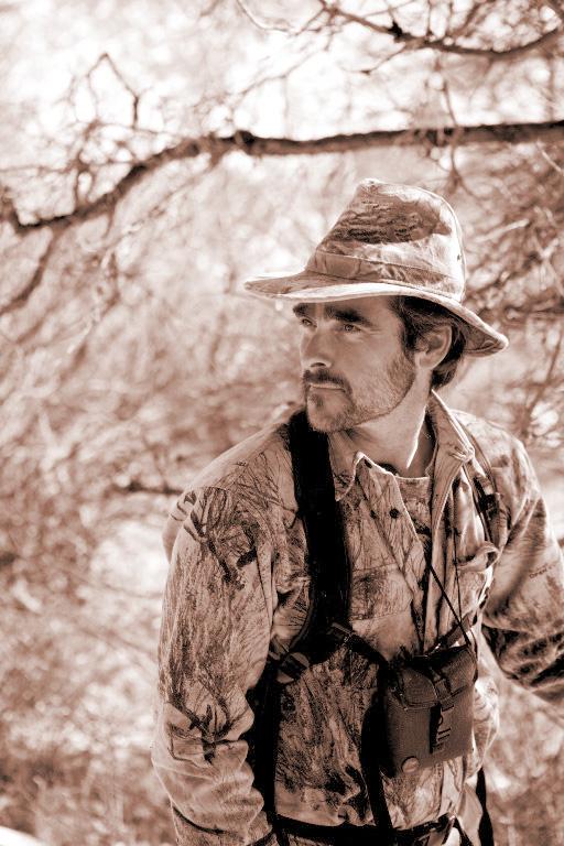 Sam Chambers, Outdoorsman