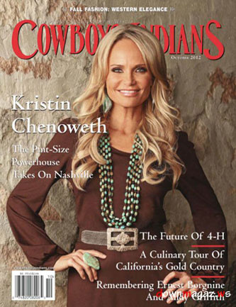 Cowboys & Indians Magazine  2012 Fall Fashion
