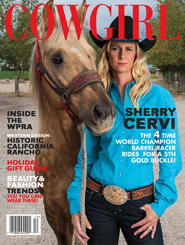 Cowgirl Magazine  Dec 2014