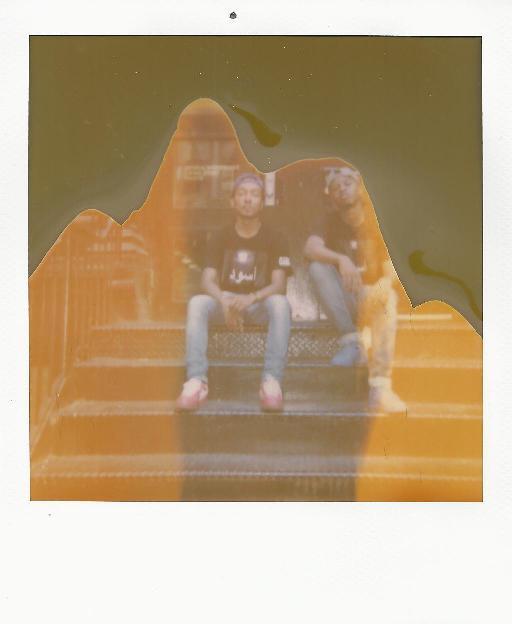 MALIK & JOO IN NEW YORK