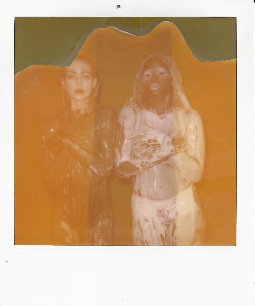 MAGGIE & TERESIA AT PHOTOSHOOT