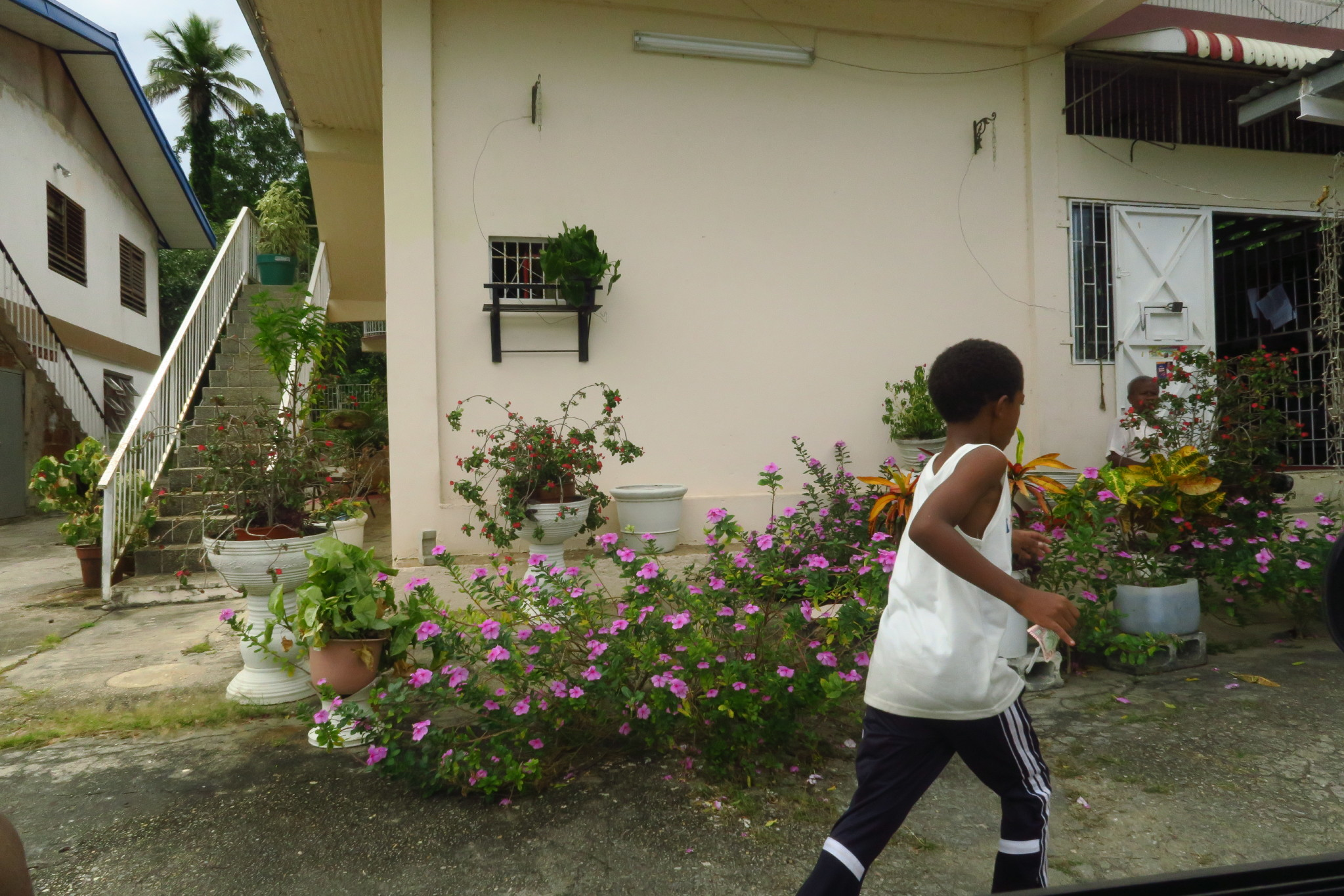 """Boy, Running"" - Trinidad, 2016"